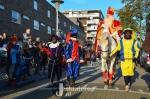 Sinterklaas zonnig onthaald in Stadshagen (foto's)