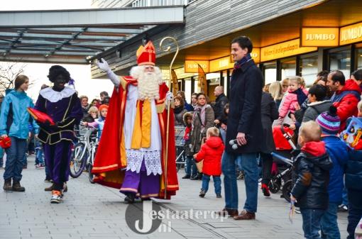 Sinterklaaspuzzeltocht in Stadshagen