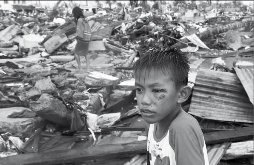 Scholen in actie voor de Filippijnen (steun ze!)