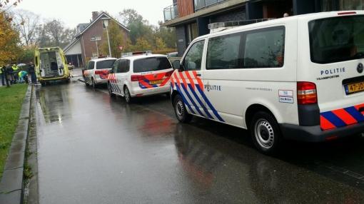 Fietser gewond bij ongeval Frankhuizerallee, dader doorgereden