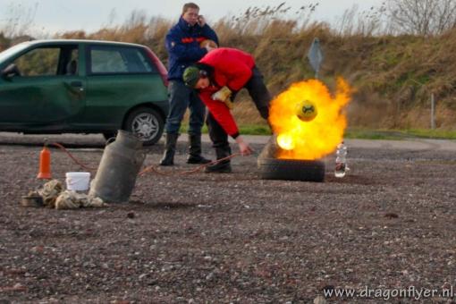 GroenLinks/CU: per wijk kijken naar afsteken vuurwerk