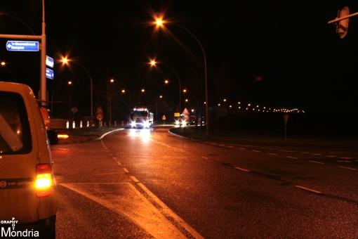 Politie vordert rijbewijzen in op Hasselterweg