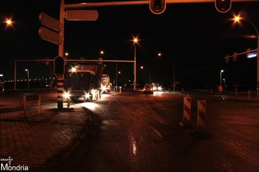 Wegwerkzaamheden Frankhuizerallee, Belvédèrelaan en Hasselterweg
