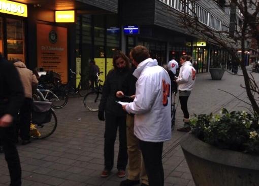 Zaterdag is het 'Stadshagendag' voor VVD Zwolle