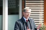 Wijkwethouder op bezoek in Carré Stadshagen