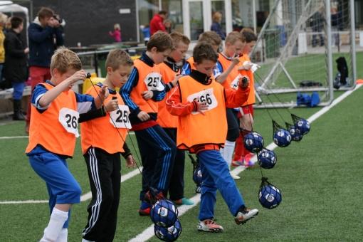 Voetbalclinic PEC Zwolle bij CSV'28