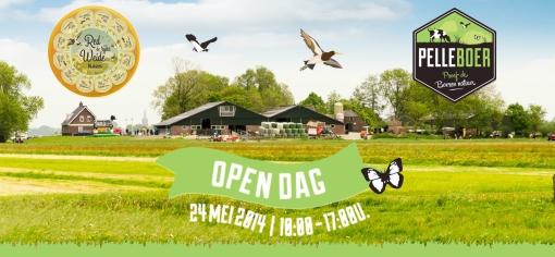 Zaterdag open dag boerderij Mastenbroek