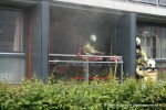 Brand in appartement Belvédèrelaan (update)