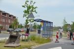 Fietsenoversteek Havezathenallee veiliger na aanpassing bushalte