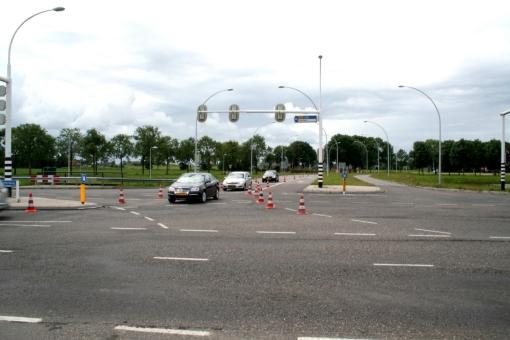 Grote hinder wegwerkzaamheden Hasselterweg naar 's Heerenbroek