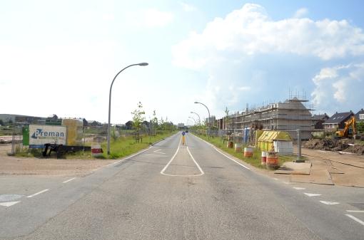 Havezathenallee afgesloten voor wegwerkzaamheden