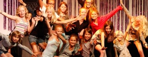 Jeugdtheaterschool Zwolle start nieuw lesseizoen inStadshagen