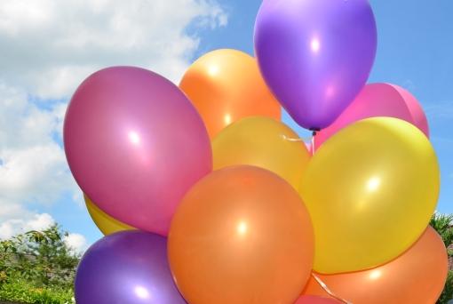 Geen ballonnen voor jubilerend winkelcentrum