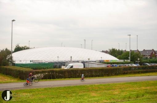 TC'91 Stadshagen kan weer binnen tennissen