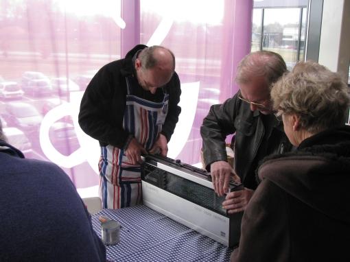 Stadshagen start eigen Repair Café