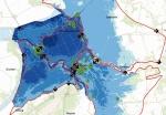 Overstroming Stadshagen: water tot 4 meter hoog