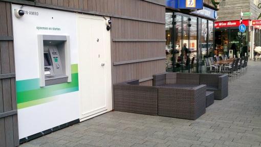 Nieuw geldautomaat aan Werkerlaan