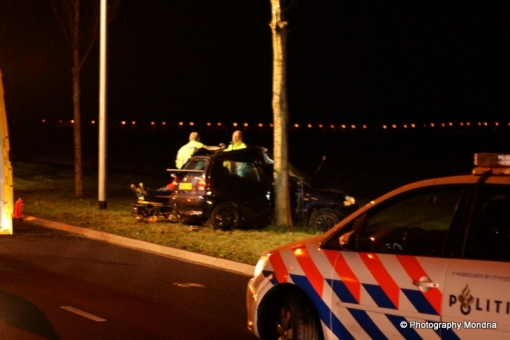 Gewonde bij ongeval op Hasselterweg