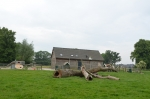 'Eerste schop in de grond' wijkboerderij uitgesteld