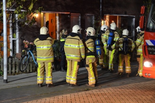 Rookmelder voorkomt brand Plattenborgstraat