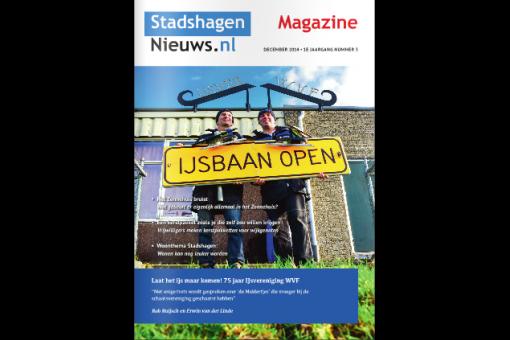 Decembereditie StadshagenNieuws magazine