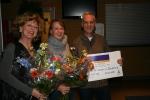 Snertloop CSV'28 levert 2.500 euro op voor Zonnehuis
