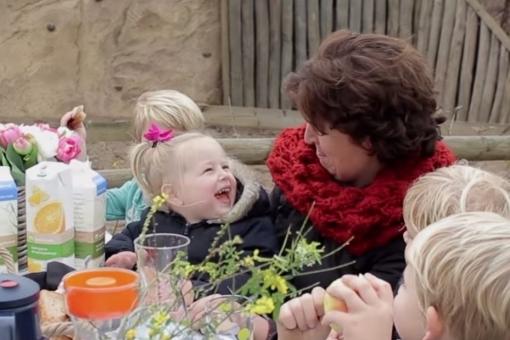 Crowdfunding voor Groene Kinderopvang in Stadshagen