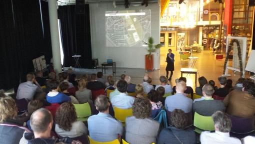 De Stadshoeve presenteert plannen tijdens bijeenkomst