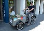 Bakfiets voor Stadshagen: 'Doe FF iets'