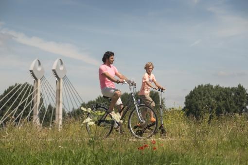 Fietsroute 'Rondje Stadshagen' om wijk te leren kennen