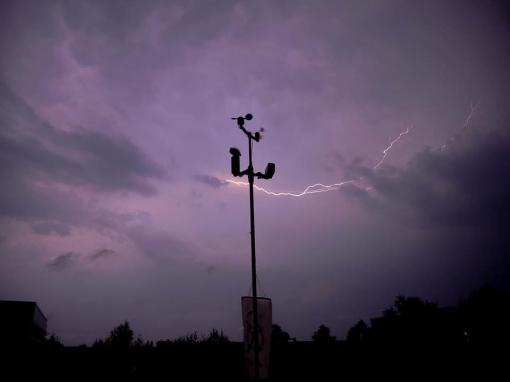 Noodweer trekt over Stadshagen