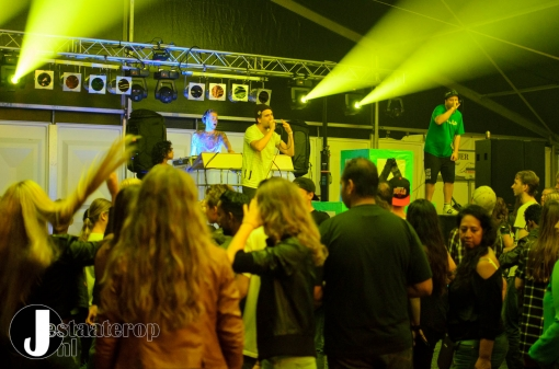 StadshagenFestival van start met DanceNight