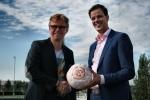 Voetbalplaatjesactie Jumbo Nagelmaeker en CSV'28