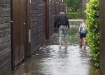 Hoe voorkomt Stadshagen dat stegen blank regenen?