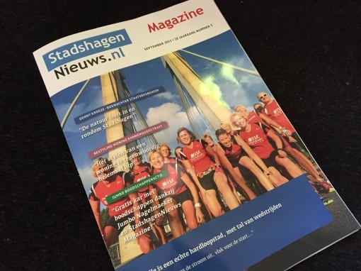 StadshagenNieuws Magazine ligt weer op de mat