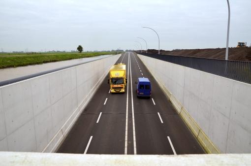 Hasselterweg af; minder verkeer in Stadshagen, soms wel langer rijden