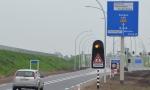 Frankhuis verkeerd op verkeersbord geplaatst