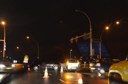 Ongeval op kruising Hasselterweg
