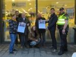 Campagne tegen overlast hangjeugd winkelcentrum