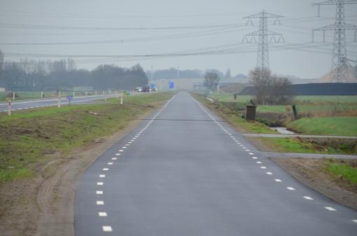 Zorgen over verkeersveiligheid Werkerlaan