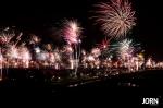Prachtige jaarwisseling in Stadshagen