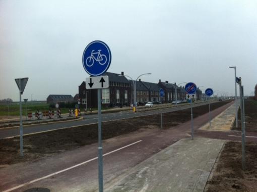 Verzet Breecamp tegen verkeersdruk door nieuwe school