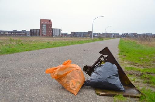 Zaterdag schoonmaakacties in Stadshagen