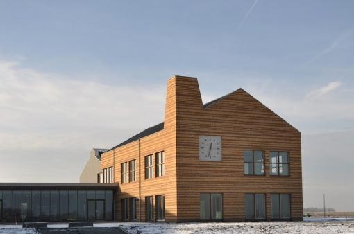 Nieuwste scholen Breezicht open voor architectuurliefhebber