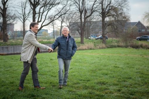 Martin Hendriksen van Park de Stadshoeve  genomineerd voor Overijsselse Vrijwillersprijs