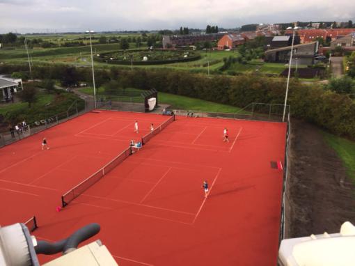 Record aantal deelnemers op Stadshagen Open