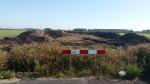Aanleg nieuwe ontsluitingsweg Breecamp begonnen