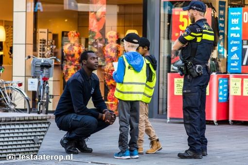 Politiekids Spektakeldag in Stadshagen