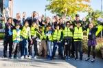 Politiekids in actie tegen foutparkeerders en fietsoverlast