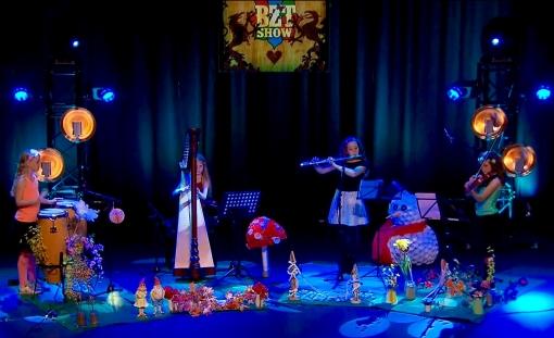 Viertal van De Wendakker in finale BZT Muziekshow